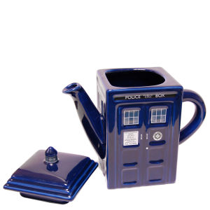 Dr Who Tardis Tea Pot