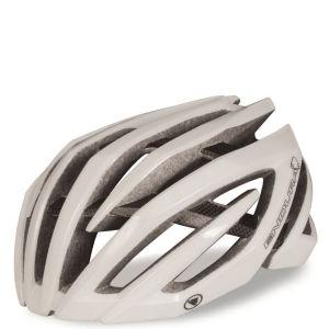 Endura Airshell Helmet Gloss White
