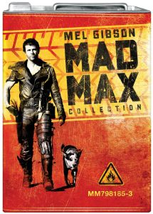 Mad Max - Limited Edition Trilogy with Petrol Can Packaging (Includes UltraViolet Copy)