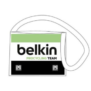 Belkin Team Replica Musette - Black/Green - One Size