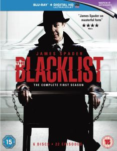 The Blacklist - Season 1 (Includes UltraViolet Copy)