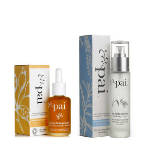 Pai Rosehip BioRegenerate Oil and Rice Plant & Rosemary BioAffinity Toner