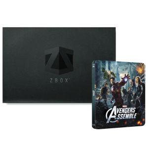 Undead ZBOX & Avengers Assemble 3D Lenticular Steelbook
