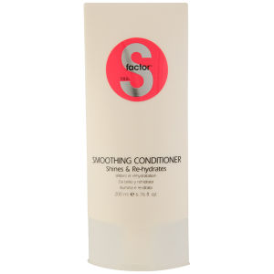 TIGI S-Factor Smoothing Conditioner (200ml)