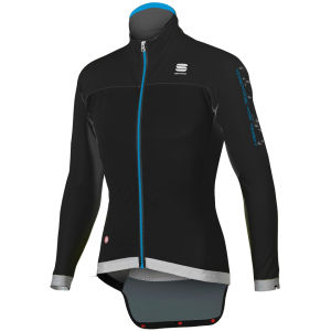 Sportful Fiandre No-Rain Jacket - Black
