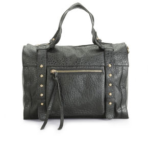 Thomas Calvi Women's Katy Satchel - Black