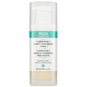 Mascarilla REN ClearCalm 3 Clarity Restoring Mask (50ml)