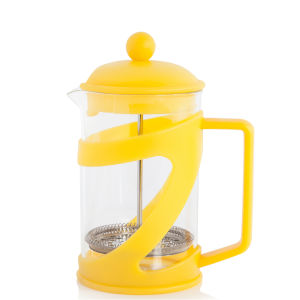 Cook In Colour 6 Cup Cafetiere - Yellow