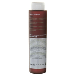Korres Ginseng Facial Fluid Gel Cleanser 200ml