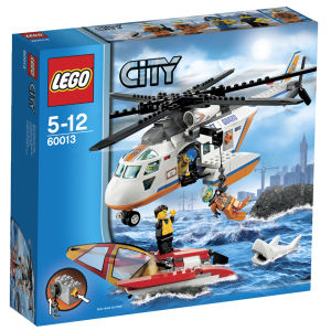 LEGO City: Coastguard: Coast Guard Helicopter (60013)