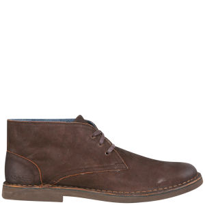 CK Jeans Men's Henri Chukka Boots - Dark Brown