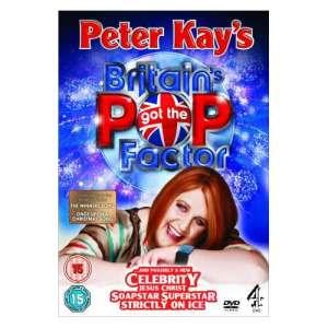 Peter Kay's Got The Pop Factor