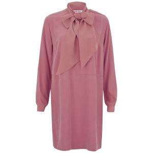 See by Chloe Women's Tie Cape Dress - Pink