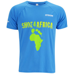 Myprotein Men's Shoes4africa T-Shirt - Blue