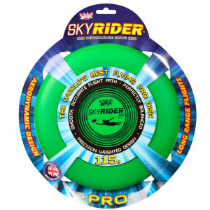Wicked Sky Rider Flying Disc - Green