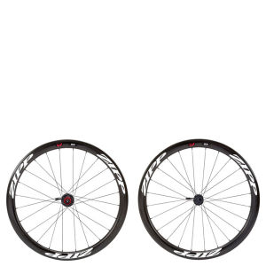 Zipp 303 Firecrest Carbon Clincher Disc Brake Rear 24 spokes 10/11 Speed White Decal