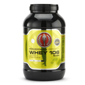 PowerMan Whey 106 ISO25 + Enzymes