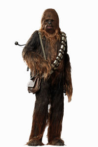 Hot Toys Star Wars Chewbacca Masterpiece Series 1:6 Scale Figure