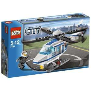 LEGO City: Police Helicopter (7741)
