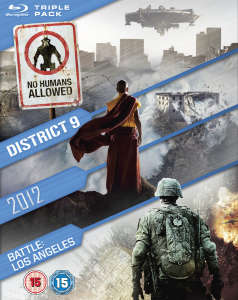 2012 / Battle: Los Angeles / District 9