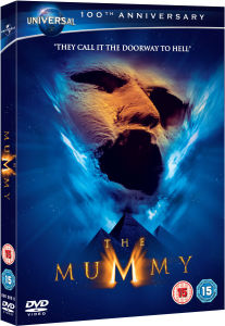 The Mummy - Augmented Reality Edition