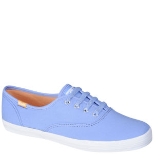 Keds Champion Oxford Pumps - Blue