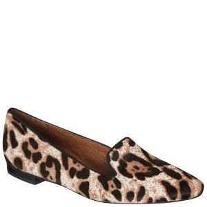 Sam Edelman Women's Alvin Slipper Shoes - Snow Leopard