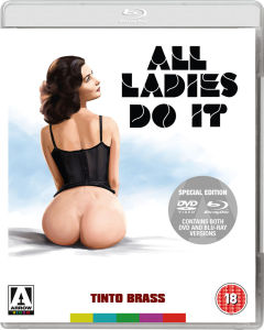 All Ladies Do It (Includes DVD)