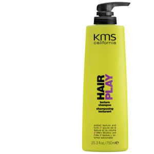 KMS California Hairplay Texture Shampoo (750ml)