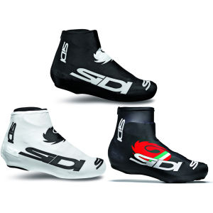 Sidi Cycling Shoe Chrono Covershoes - White/Black