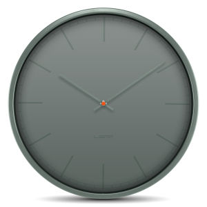 LEFF Amsterdam Wall Clock Tone 35cm - Cool Grey