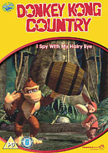 Donkey Kong - I Spy With Hairy Eye