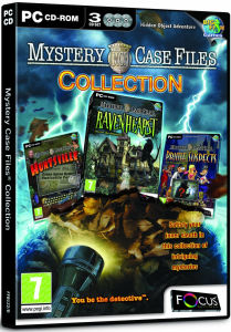 Mystery Case Files Triple Pack (Ravenhearst, Prime Suspects, Huntsville)