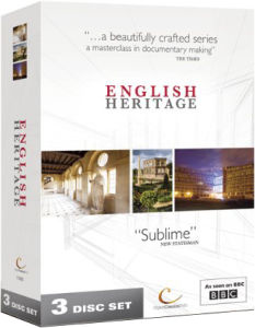 English Heritage - Triple Pack