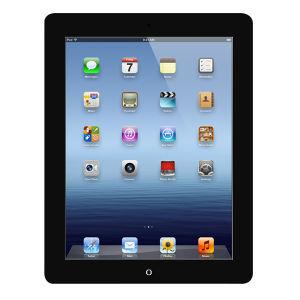 Apple New iPad 4th Generation - 16GB Wi-Fi Tablet in Black (MD510B/A)