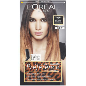 L'Oreal Paris Wild Ombrés Préference Brush-On Dip Dye No1