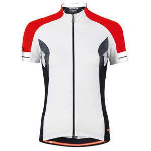 Bicycle Line Women's Vanity Plus Short Sleeve Cycling Jersey