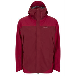 Sprayway Men's Gore Tex Phantom II Jacket - Burgundy
