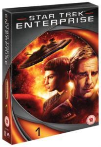 Star Trek Enterprise - Seizoen 1 [Slims]