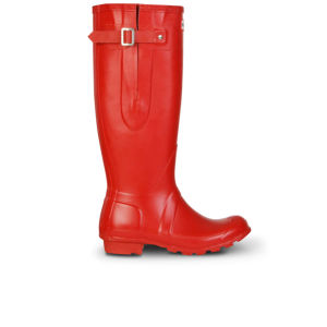 Hunter Women's Original Adjustable Wellies - Red