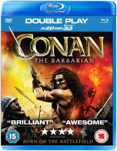 Conan - Double Play (Blu-Ray and DVD)