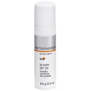 MD FORMULATIONS LIP BALM SPF20 (9.9ML)