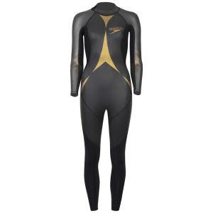 Speedo Women's Triathlon Thin Pro Wetsuit - Black/Gold
