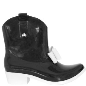 Vivienne Westwood for Melissa Women's Protection Boots - Black