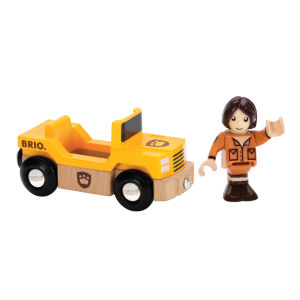 Brio Safari Explorer Jeep