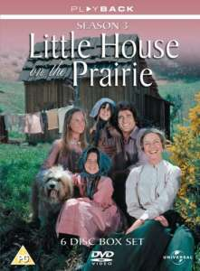 Little House On The Prairie - Season 3