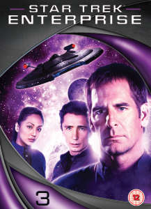 Star Trek Enterprise - Season 3 [Slims]