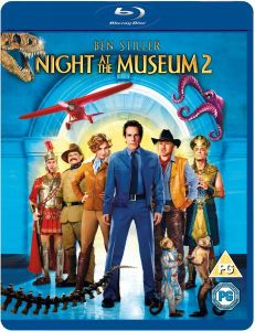 Night at the Museum 2: Battle of the Smithsonian - Triple Play