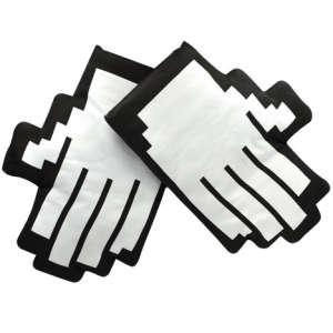 Pixel Hand Oven Gloves