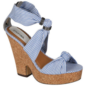 Stylist Pick 'Ella' Women's Wedge Sandal - Blue